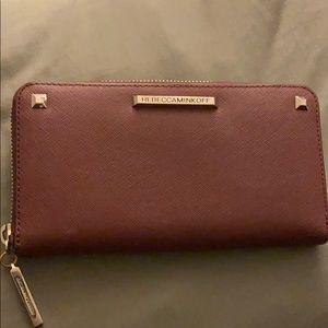 Rebeca Minkoff Checkbook Wallet